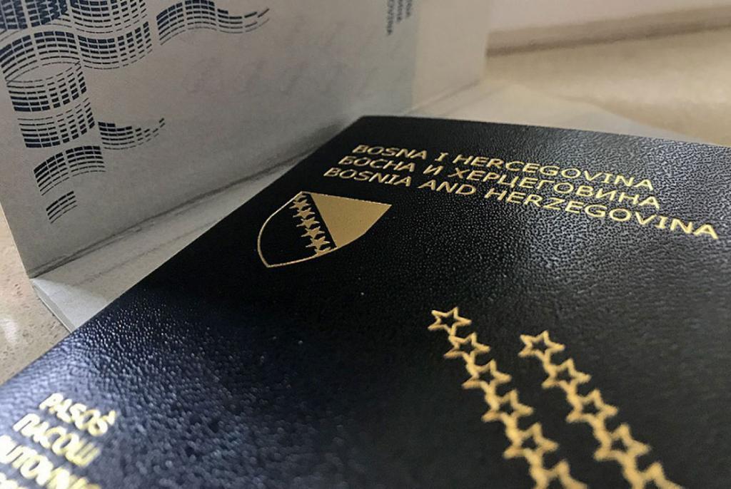 bh putovnice