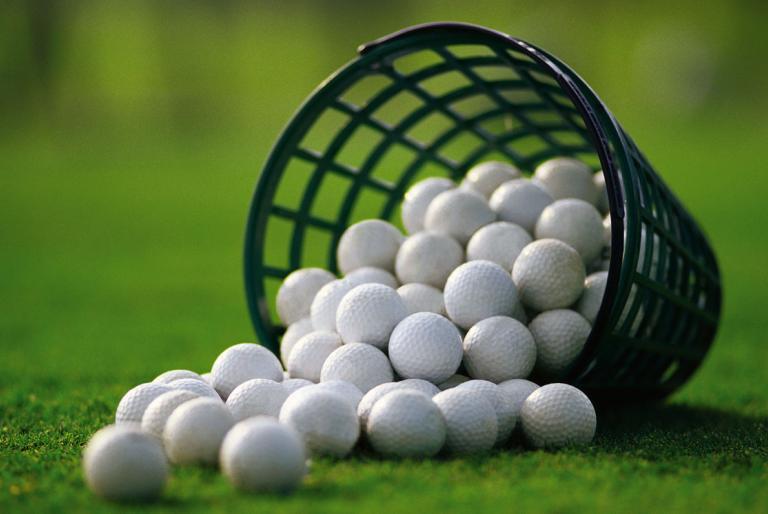 golferske loptice