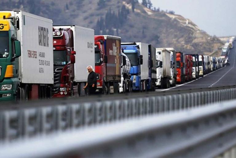 izvoz kamioni
