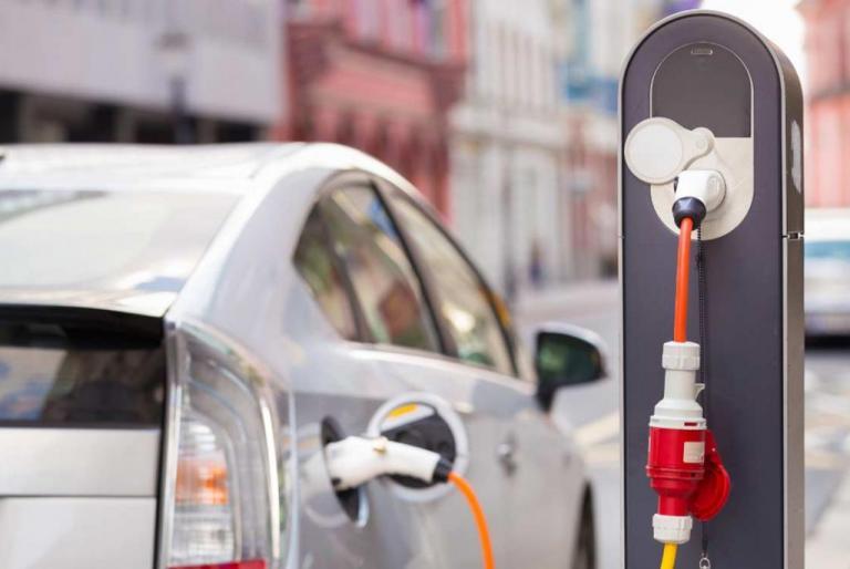punjač električna auta