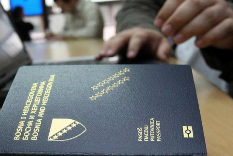 putovnica bh