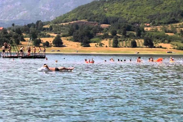 ramsko jezero kupači