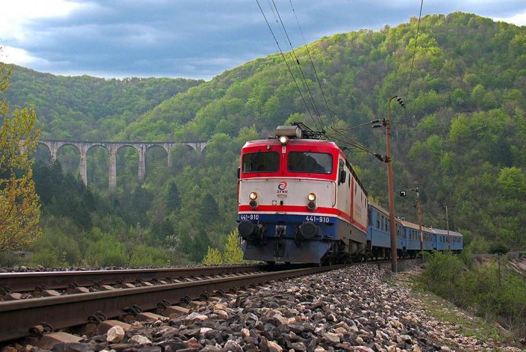 željeznice fbih