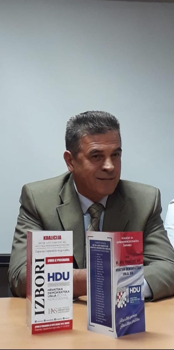 Koalicija HSP dr. AS BiH i HDU BiH u Grudama održala javnu tribinu | ABC