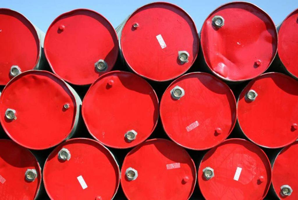barel nafta