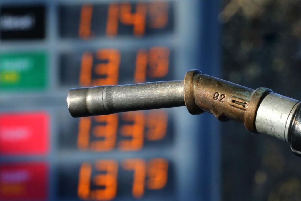 gorivo točiti