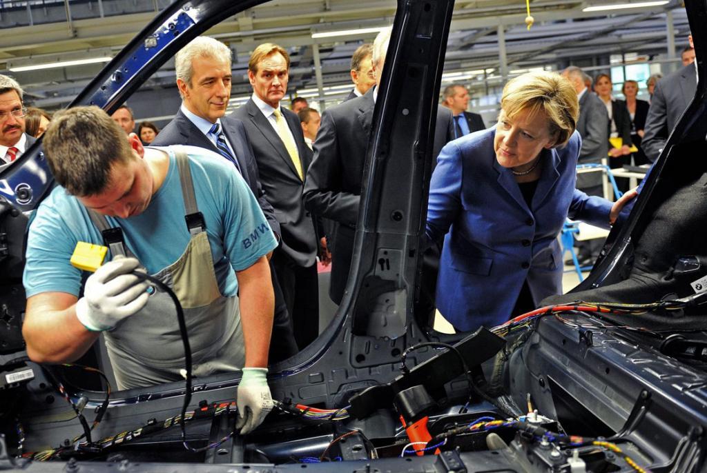 njemački radnici