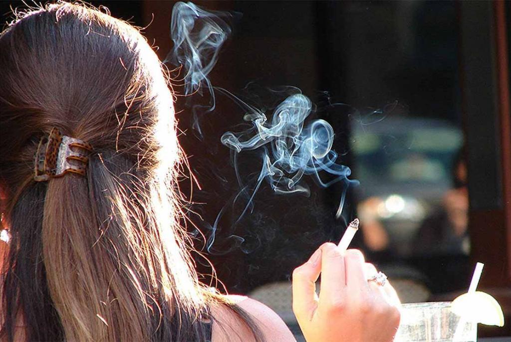 Velike pušenje