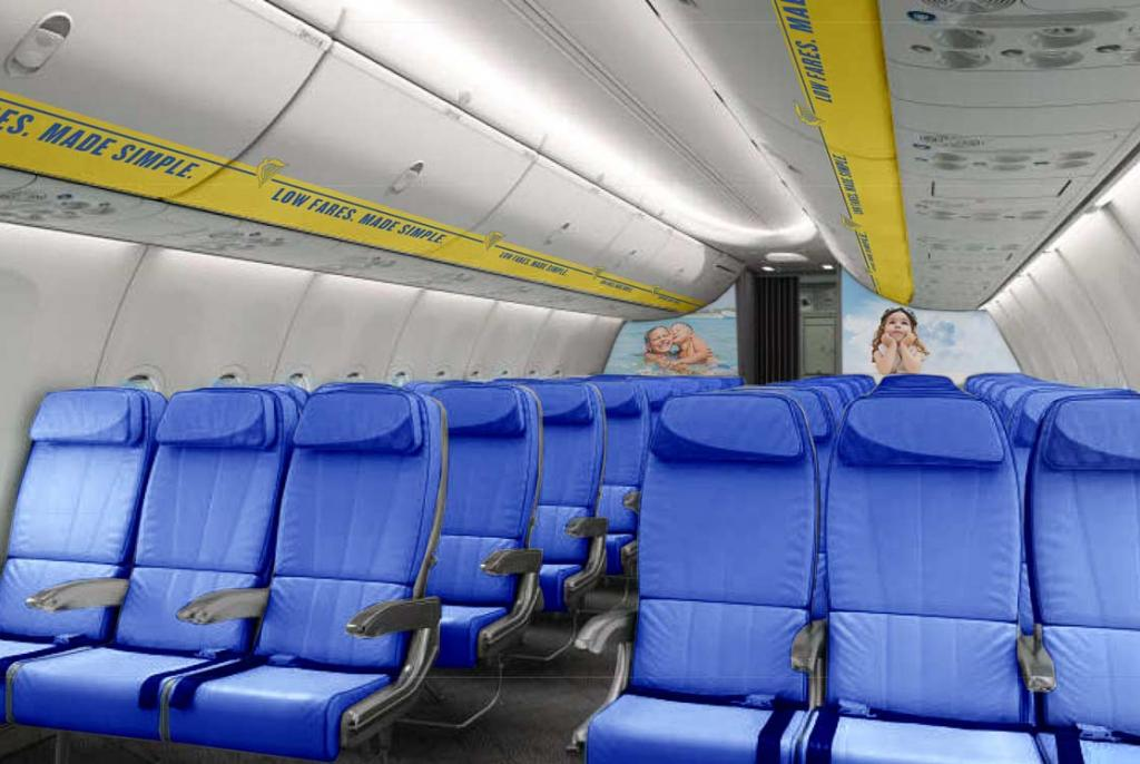 sjedala avion