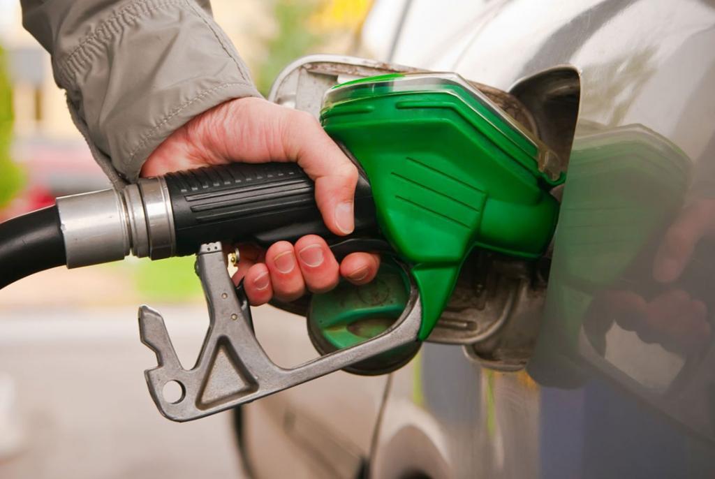 tociti gorivo