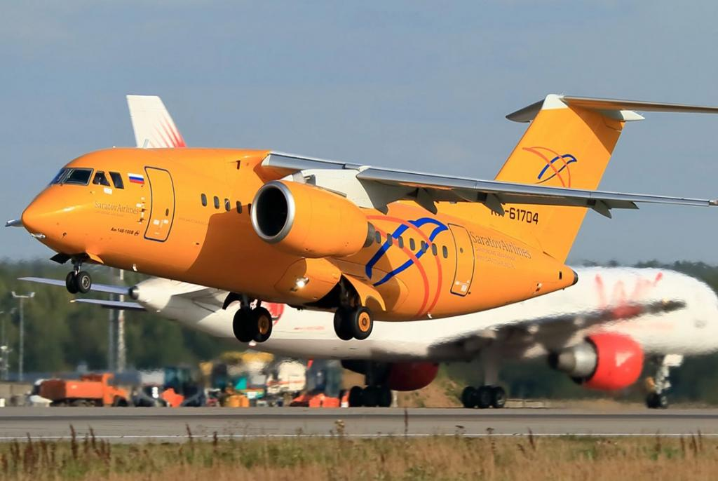 zrakoplov rusija