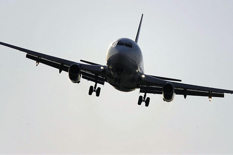 avion magla