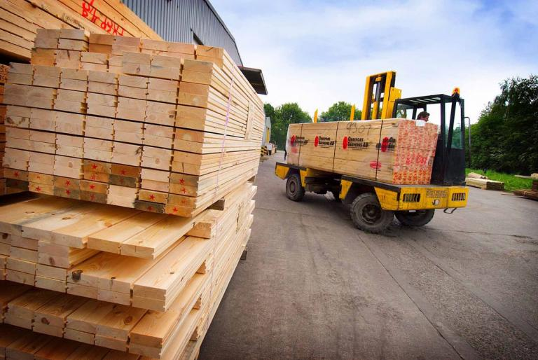 drvna industrija