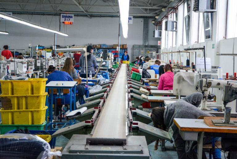 industrija radnici