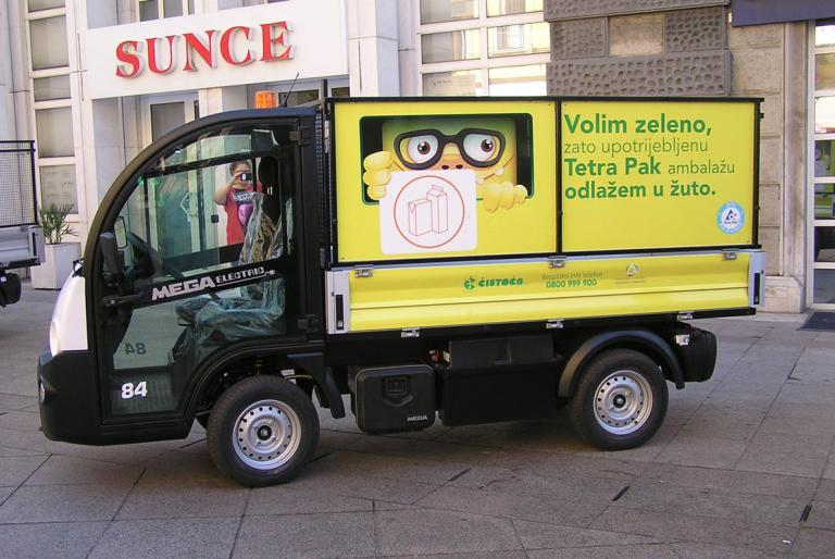 komunalno vozilo