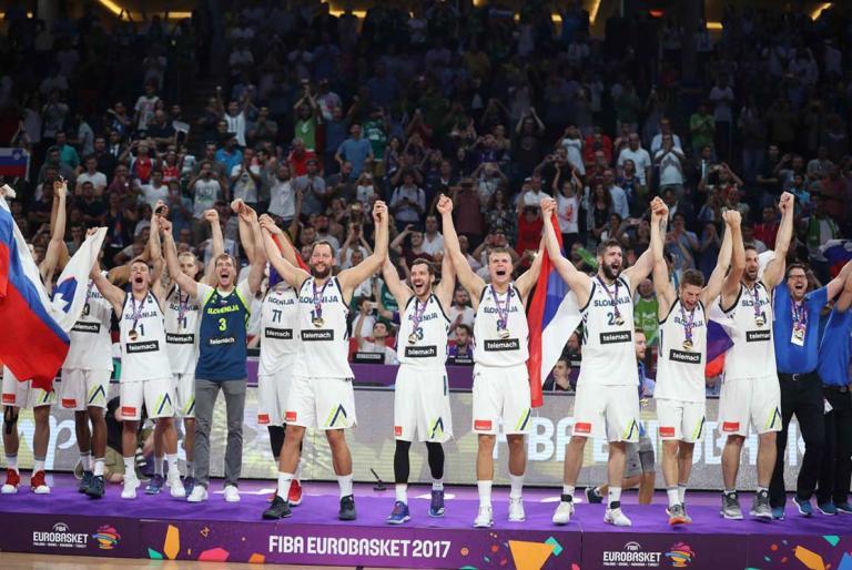 košarka slovenija