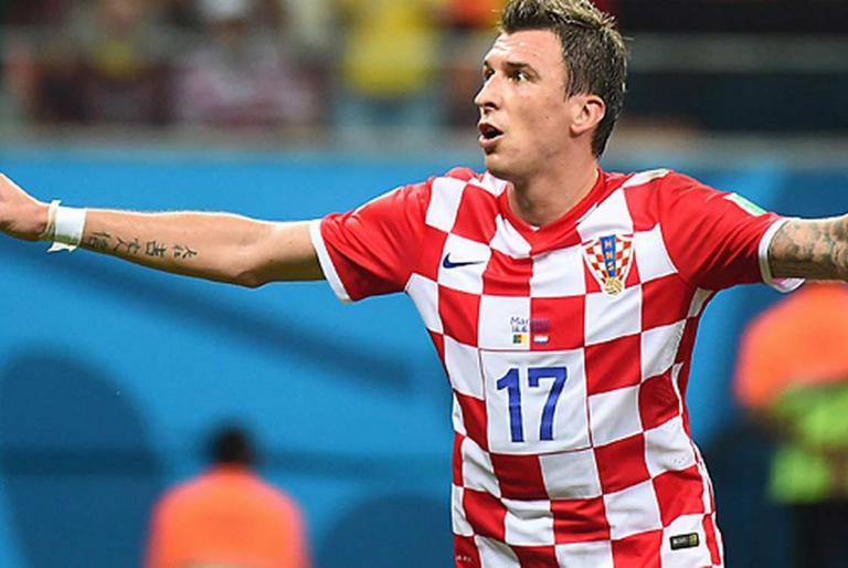 mandzukic hrvatska