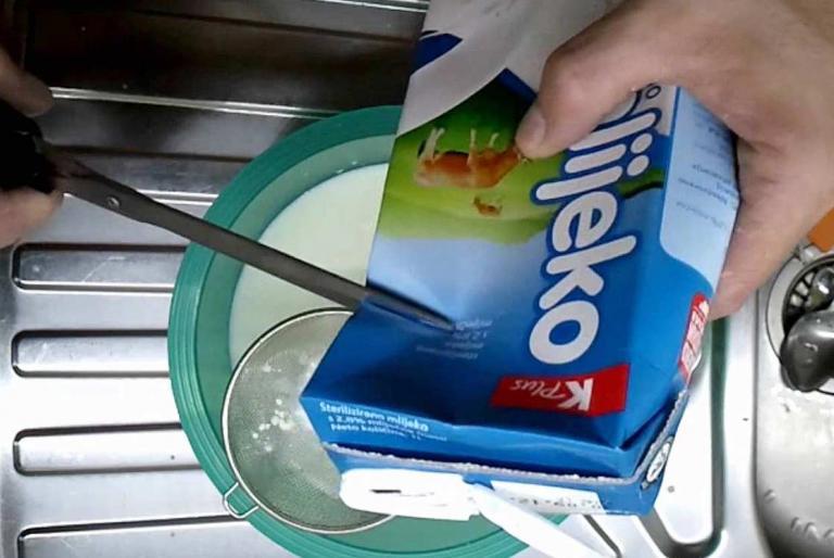 mlijeko tetrapak