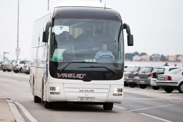 odlazak bus