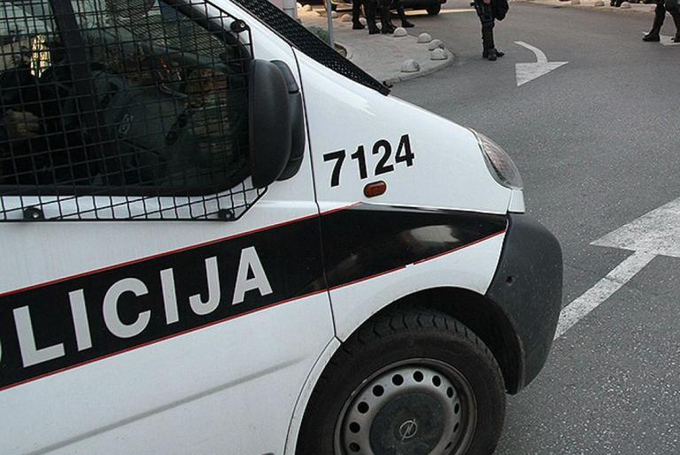 policija kombi