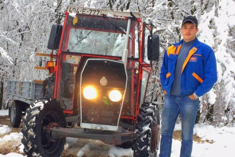farmer kreševo