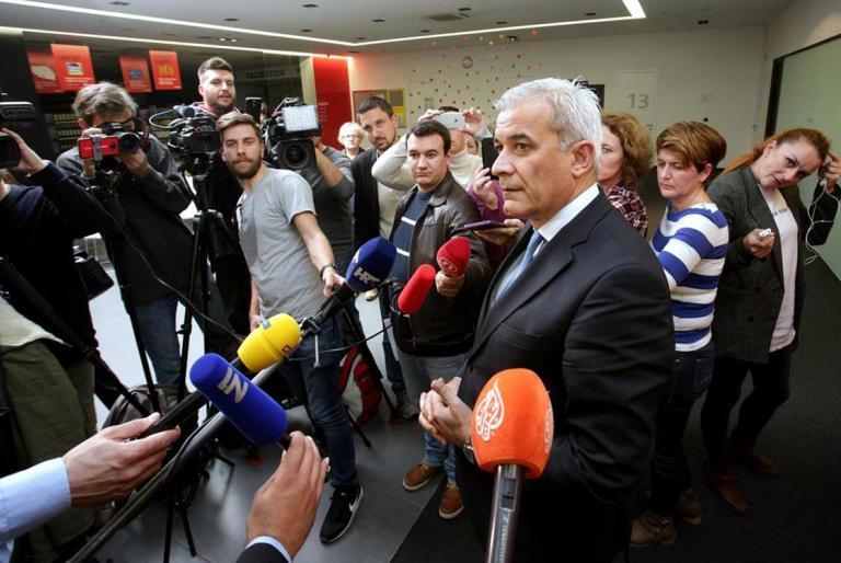 ramljak i novinari