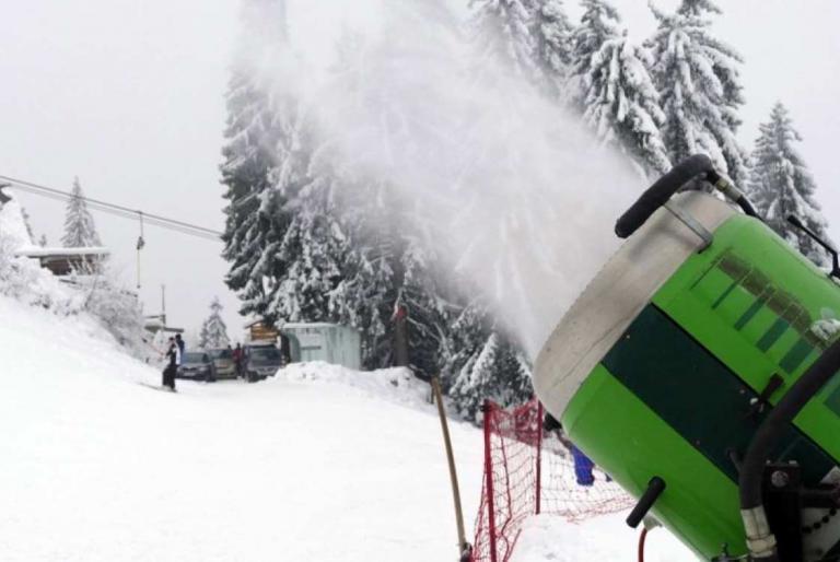 topovi snijeg