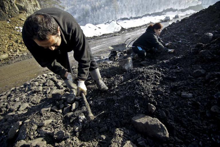 ugalj rudari